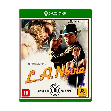Jogo L.A. Noire - Xbox One