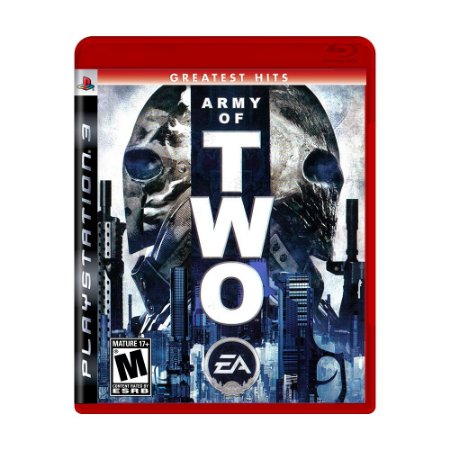 Jogo Army of Two - PS3