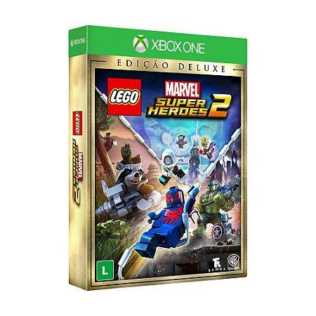 Jogo LEGO Marvel Super Heroes 2 (Edição Deluxe) - Xbox One