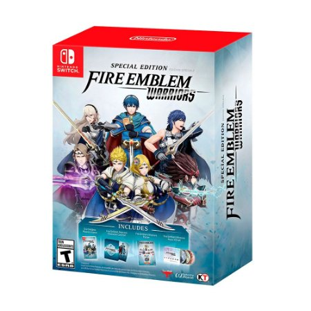 Jogo Fire Emblem Warriors (Special Edition) - Switch