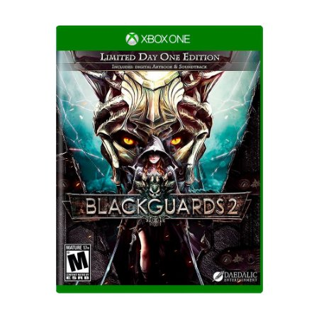 Jogo Blackguards 2 (Day One Edition) - Xbox One