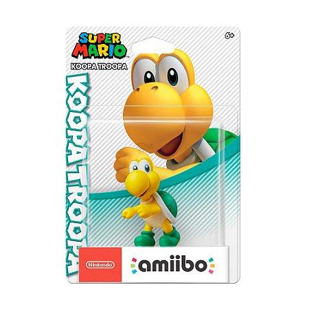 Nintendo Amiibo: Koopa Troopa - Super Mario
