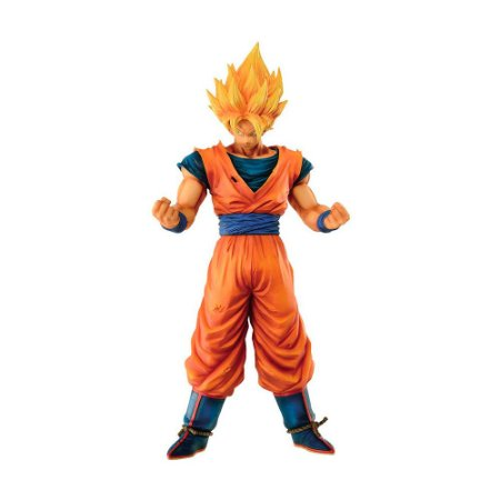 Action Figure Goku Resolution of Soldier Dragon Ball Z - Banpresto