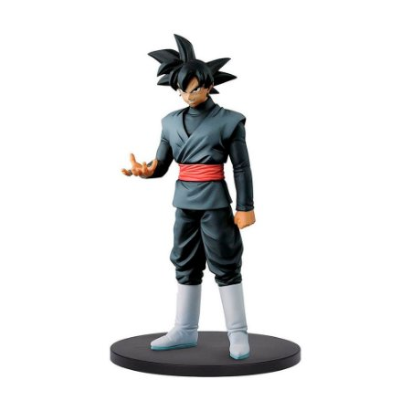 Action Figure Goku Black DXF The Super Warriors Vol.2 Dragon Ball Super - Banpresto