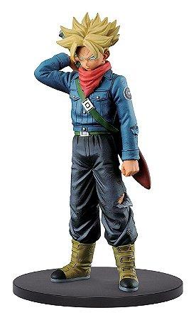 Action Figure Trunks Super Saiyajin 2 DXF The Super Warriors Vol.2 Dragon Ball Super - Banpresto