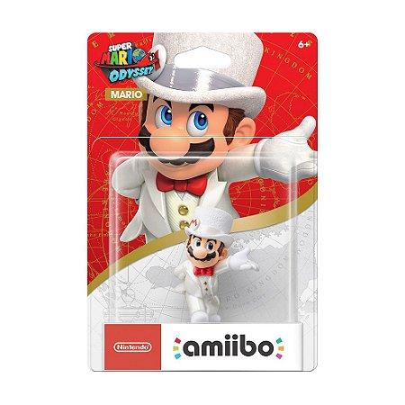 Nintendo Amiibo: Mario (Wedding Outfit) - Super Mario Odyssey