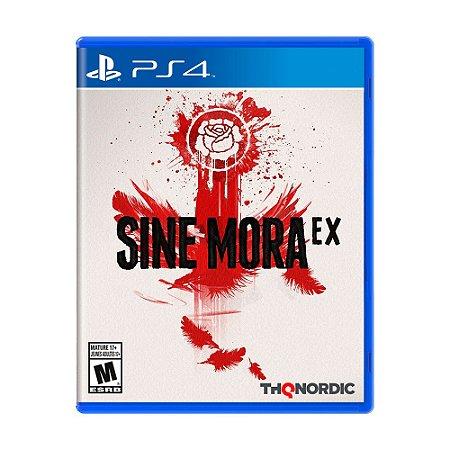 Jogo Sine Mora EX - PS4