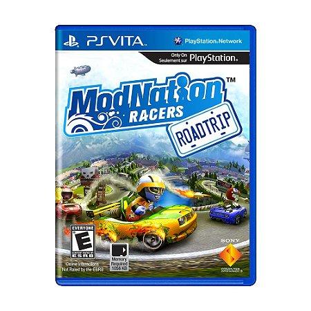 Jogo ModNation Racers: Road Trip - PS Vita
