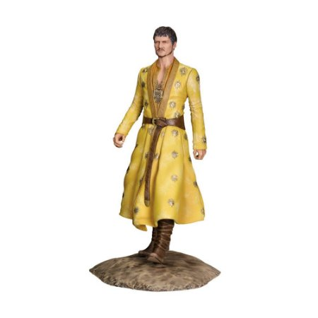 Action Figure Oberyn Martell Game of Thrones - Dark Horse Deluxe