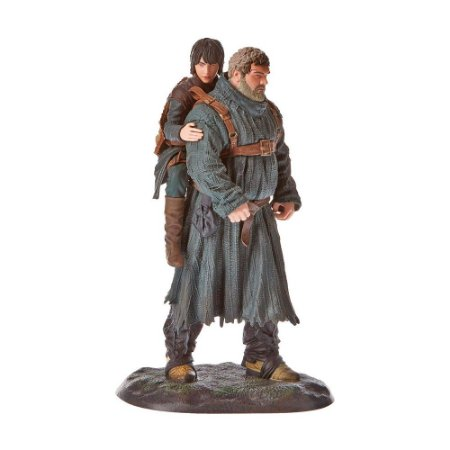 Action Figure Hodor e Bran Stark Game of Thrones - Dark Horse Deluxe