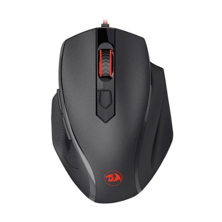 Mouse Gamer Redragon Tiger M709 10000dpi com fio