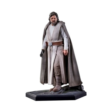 Action Figure Luke Skywalker Star Wars (Episódio VII) - Iron Studios
