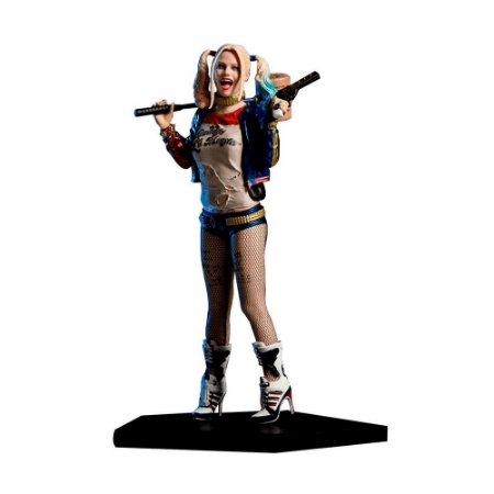 Action Figure Harley Quinn Suicide Squad - Iron Studios