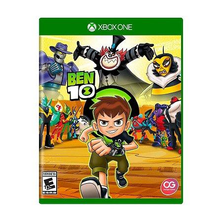 Jogo Ben 10 - Xbox One