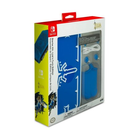 Kit Iniciante Para Nintendo Switch (Link's Tunic Edition) - Switch