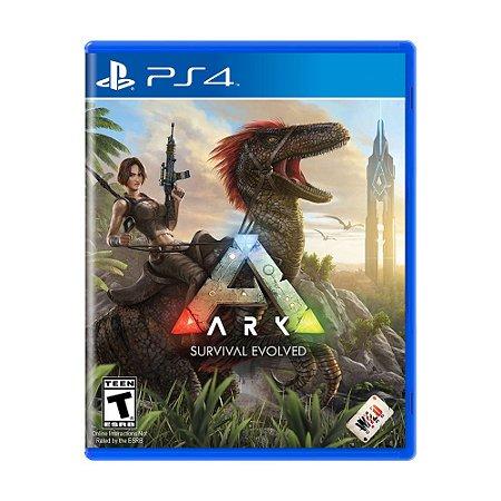 Jogo Ark Survival Evolved - PS4