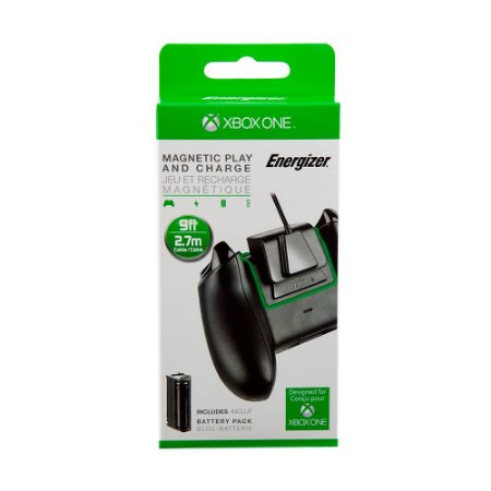 Bateria e Carregador USB Magnético PDP Play & Charge - Xbox One