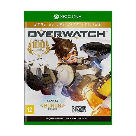 Jogo Overwatch (GOTY) - Xbox One