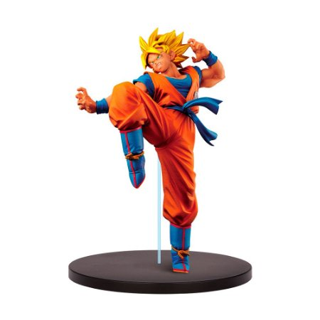 Action Figure Super Saiyan Son Goku (Son Goku Fes!! Vol. 1) Dragon Ball Super - Banpresto