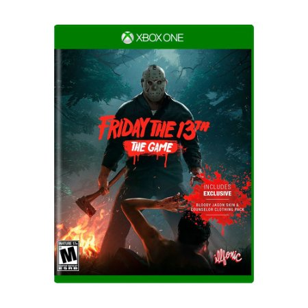 Jogo Friday the 13th: The Game - Xbox One