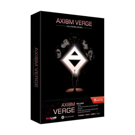 Jogo Axiom Verge (Multiverse Edition) - Switch