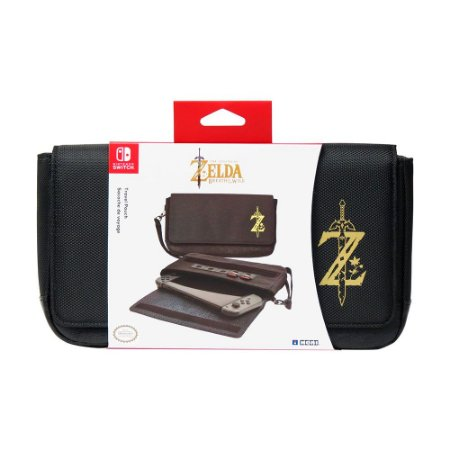 Bolsa de Viagem Hori (The Legend of Zelda: Breath of the Wild) - Switch