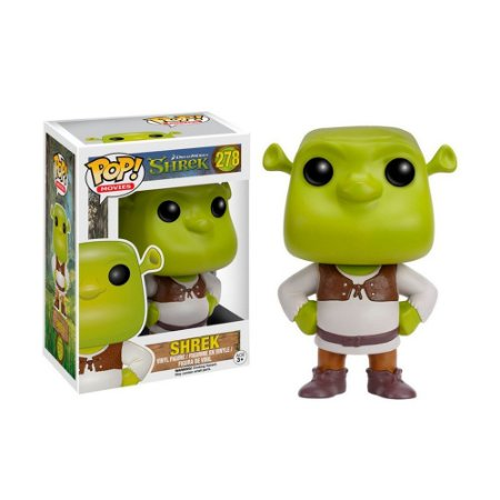 Boneco Shrek 278 Shrek - Funko Pop