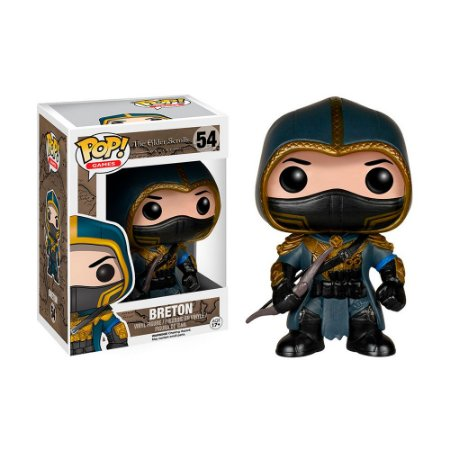 Boneco Breton 54 The Elder Scrolls Online - Funko Pop