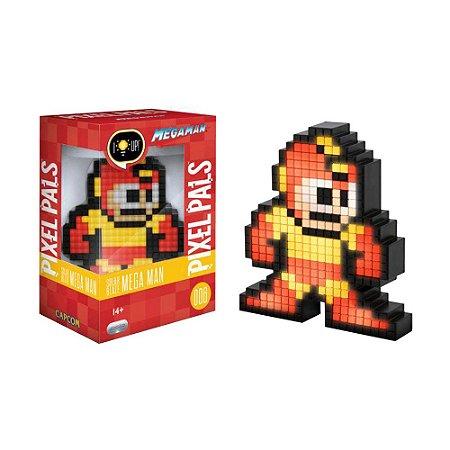 Luminária Pixel Pals Mega Man (Solar Blaze) 006 Mega Man - PDP