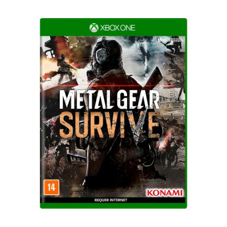 Jogo Metal Gear Survive - Xbox One