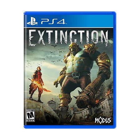 Jogo Extinction - PS4