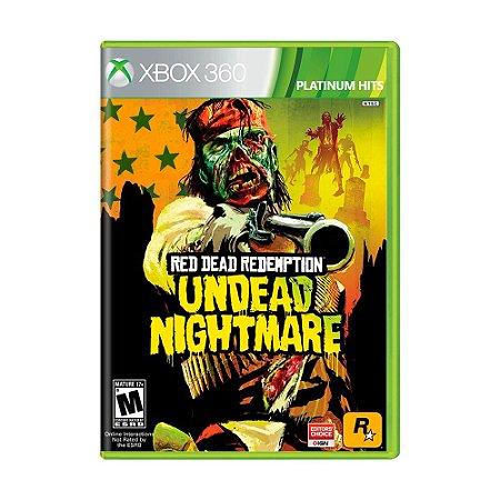 Jogo Red Dead Redemption: Undead Nightmare - Xbox 360