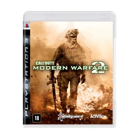 Jogo Call of Duty: Modern Warfare 2 (MW2) - PS3