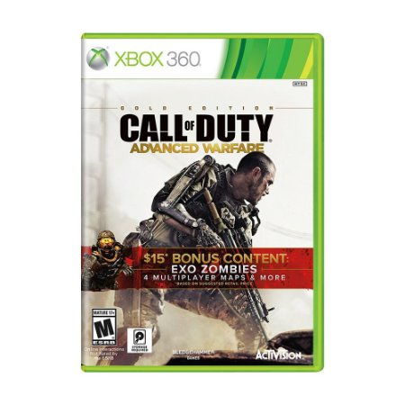 Jogo Call of Duty: Advanced Warfare (Gold Edition) - Xbox 360