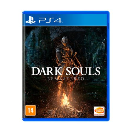 Jogo Dark Souls Remastered - PS4