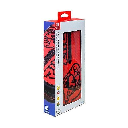 Case Protetora Deluxe Pdp (Mario Kana Edition) - Switch