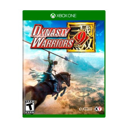 Jogo Dynasty Warriors 9 - Xbox One