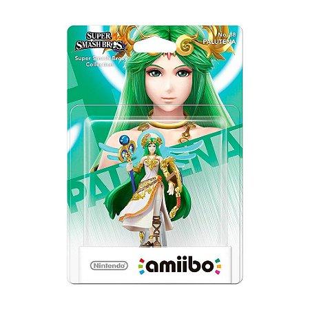 Nintendo Amiibo: Palutena - Super Smash Bros - Wii U e New Nintendo 3DS