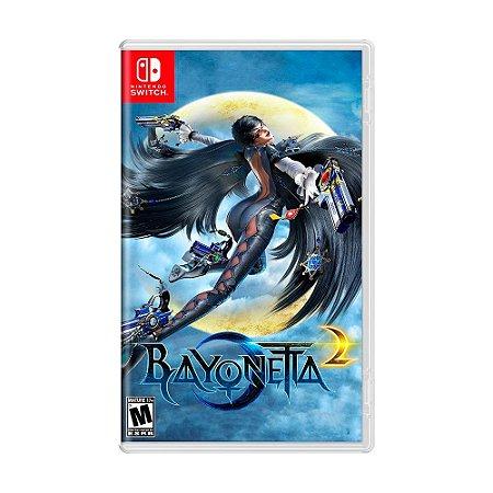 Jogo Bayonetta 2 - Switch