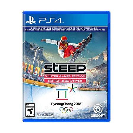 Jogo Steep (Winter Games Edition) - PS4