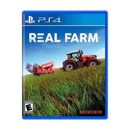 Jogo Real Farm - PS4