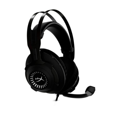 Headset Gamer HyperX Cloud Revolver S HX-HSCRS-GM/NA 7.1 Dolby Digital - PC, PS4 e PS4 Pro