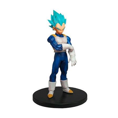 Action Figure Super Saiyan God Super Saiyan Vegeta (DXF The Super Warriors Vol. 5) Dragon Ball Super - Banpresto