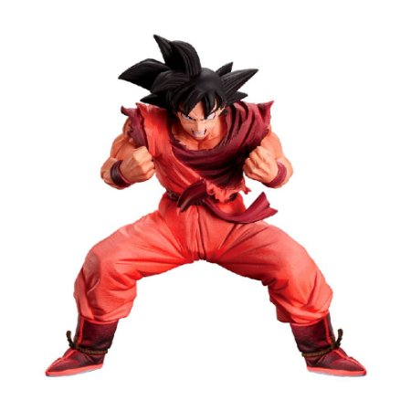 Action Figure Kaiohken Son Goku (Son Goku Fes!! Vol. 3) Dragon Ball Super - Banpresto