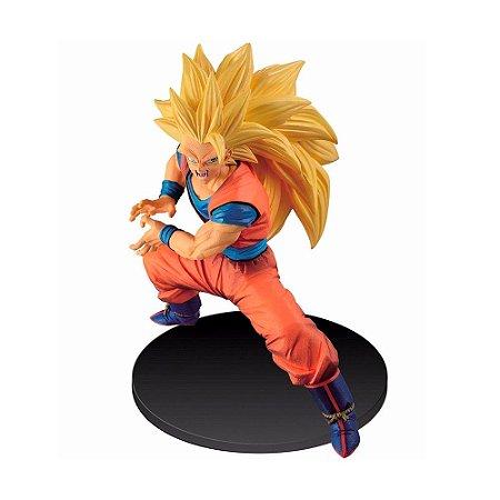 Action Figure Super Saiyan 3 Goku (Son Goku Fes!! Vol. 3) Dragon Ball Super - Banpresto
