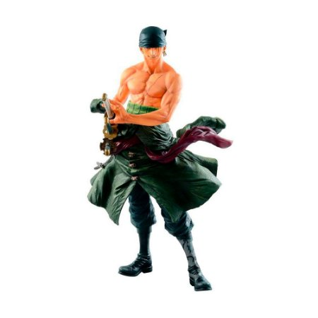 Action Figure Roronoa Zoro (Big Size Figure) One Piece - Banpresto