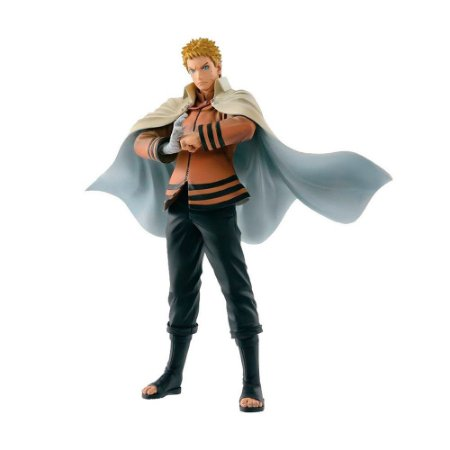 Action Figure Naruto Uzumaki (Boruto: Naruto Next Generations) - Banpresto