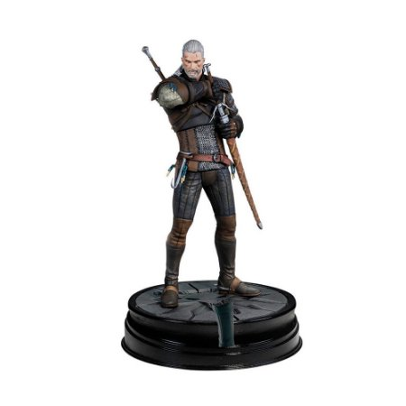 Action Figure Geralt of Rivia (The Witcher 3: Wild Hunt) - Dark Horse Deluxe