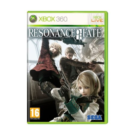 Jogo Resonance of Fate - Xbox 360