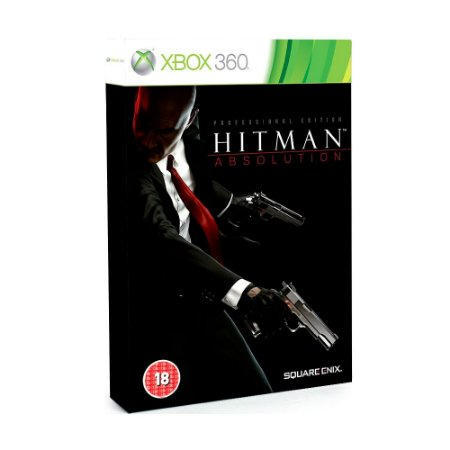 Jogo Hitman Absolution (Professional Edition) - Xbox 360